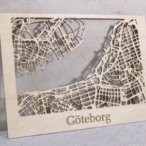 """laser map """"göteborg"""""""